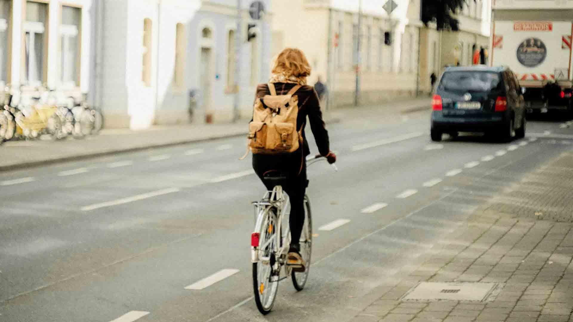 Rentrée zéro déchet transports écologiques vélo