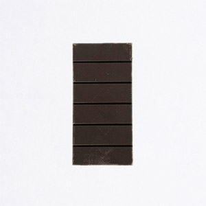 Tablette chocolat noir poivre rose
