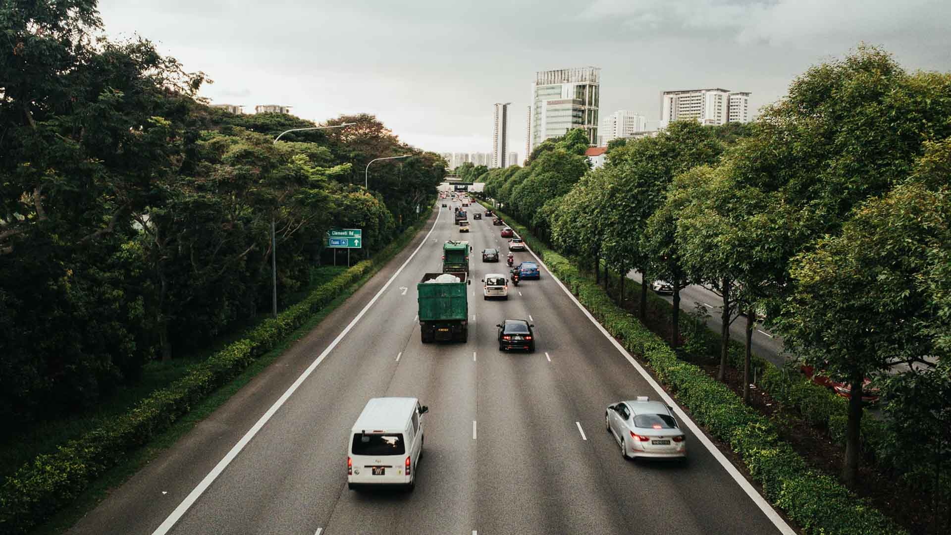 Calcul empreinte carbone voiture transports route