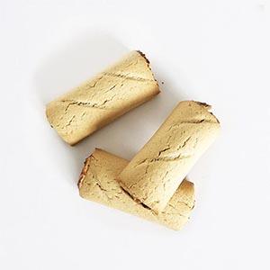 Biscuits fourrés à la figue bio