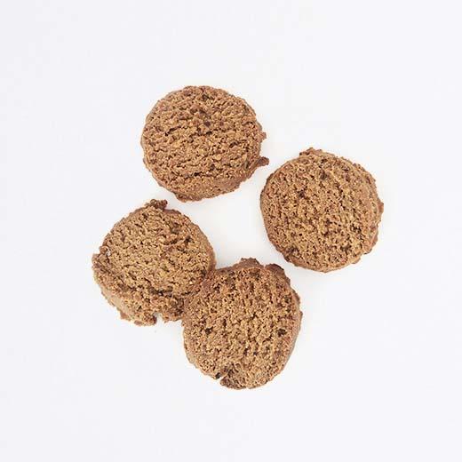 Biscuits à la figue sans gluten et sans sucres ajoutés