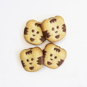 Biscuits enfants chocolat vanille bio