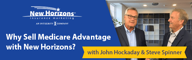3/3 Webinar: Why Sell Medicare Advantage with New Horizons?