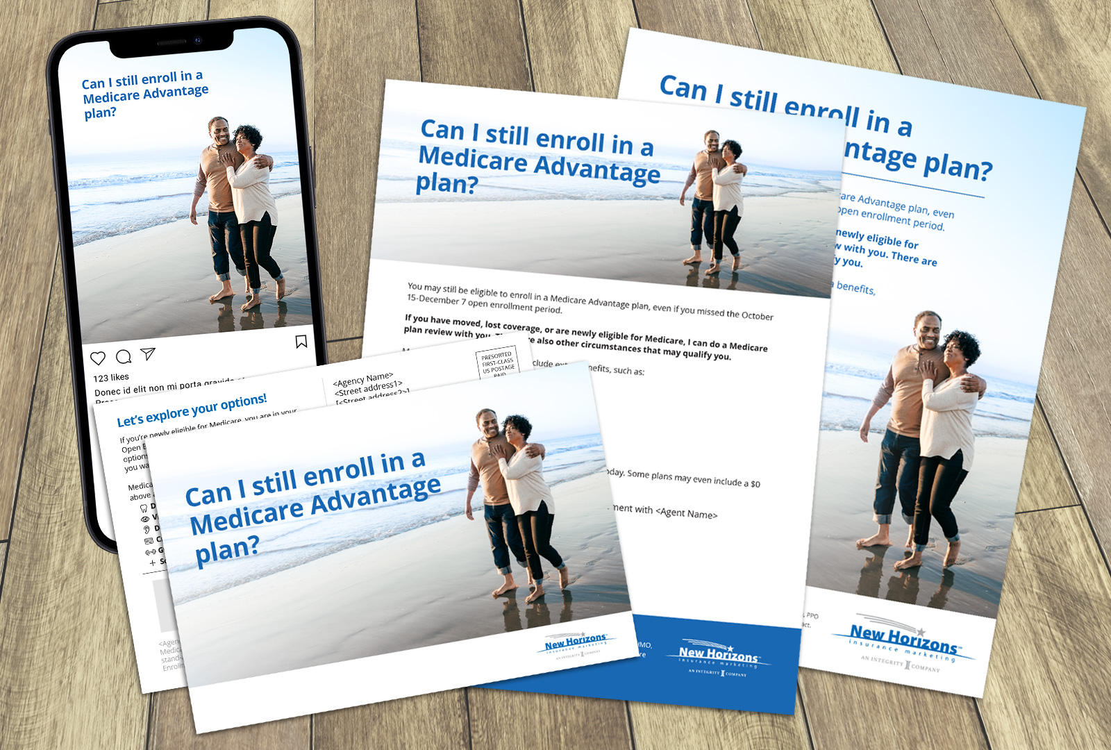 SEP Medicare Advantage Marketing Materials Now Available