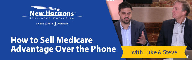 Upcoming Webinar: How to Sell Medicare Advantage Over the Phone