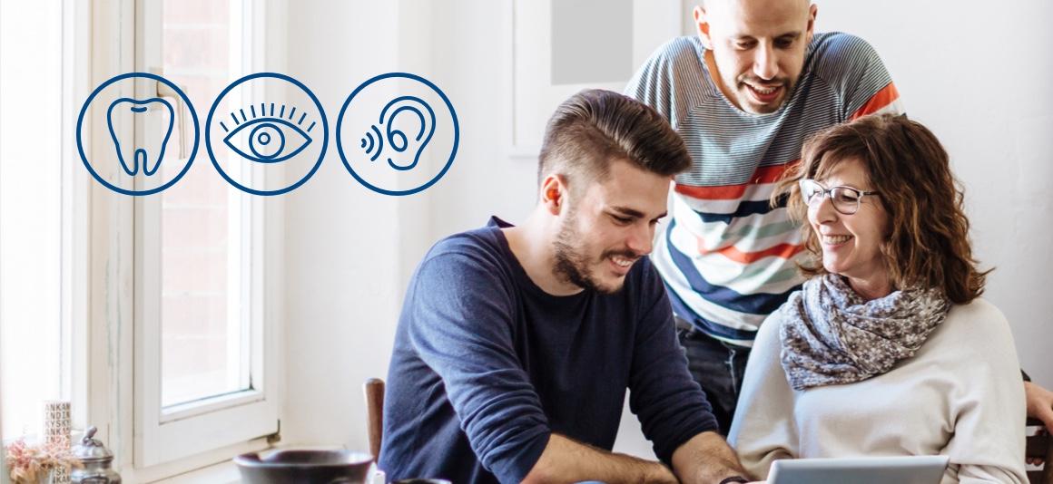 Cigna Flexible Choice Dental, Vision & Hearing Cash Bonus