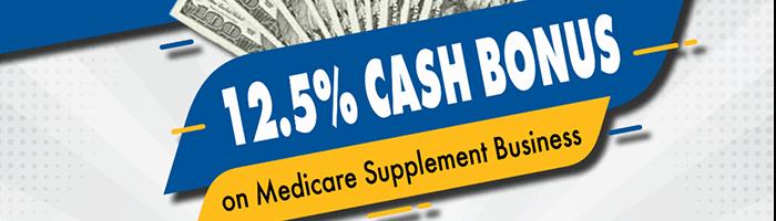 Americo/GSL UFirst Medicare Supplement Cash Bonus