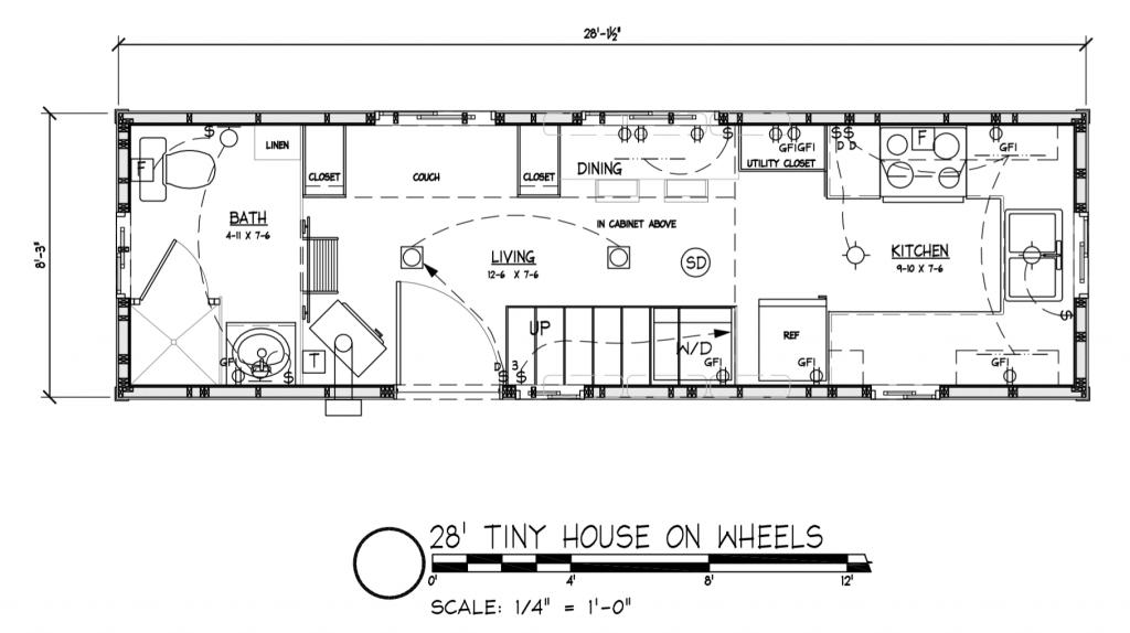 How To Design A Tiny House