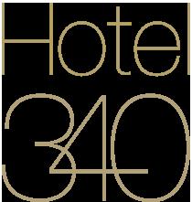 Hotel 340 logo