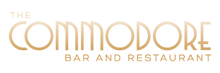 The Commodore Bar and Restaurant logo