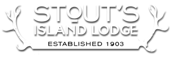 Stout's Island Lodge logo