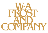 WA Frost and Company logo