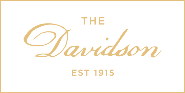 The Davidson logo