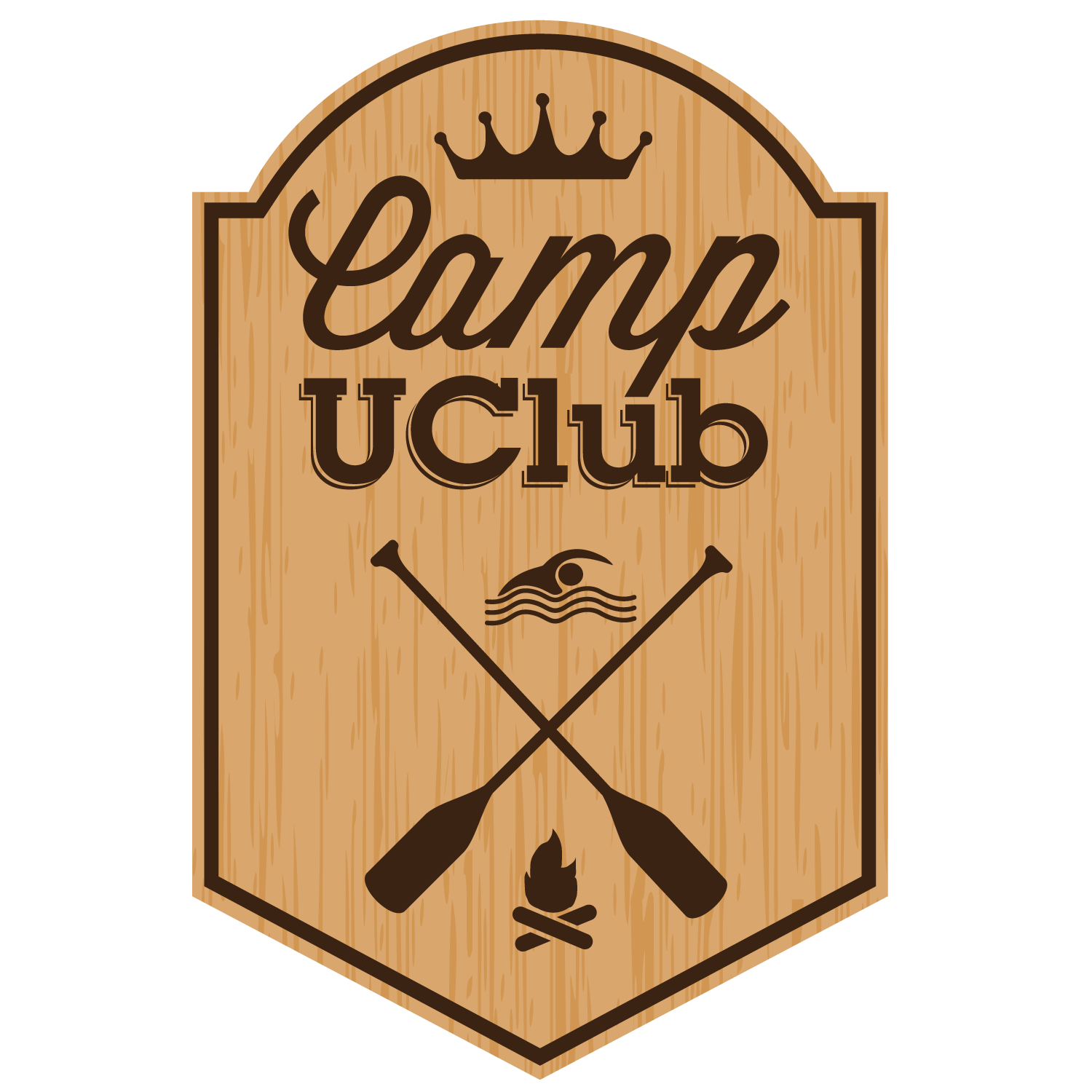 Camp U Club logo