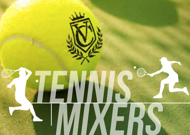 Tennis Mixers