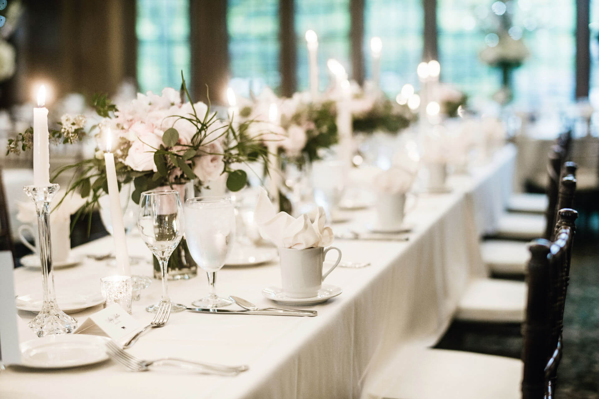 How Far In Advance Should You Book Your Reception Venue?