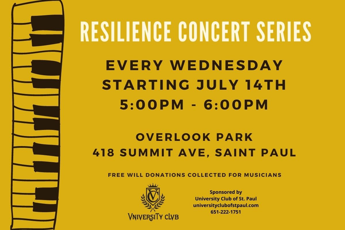 Resilience Concert Series