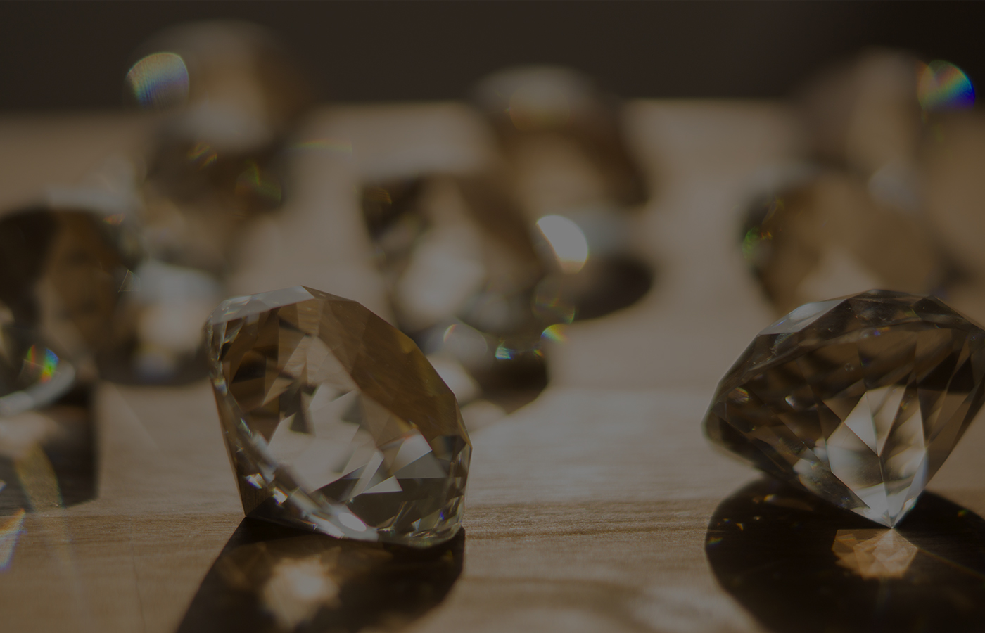 Trading and logistical services for diamonds and gemstones