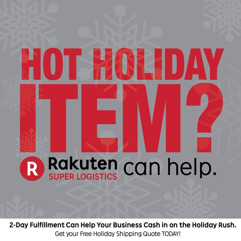 Hot Holiday Item?