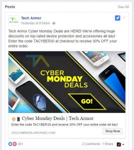 tech-armor-cyber-monday-announcements