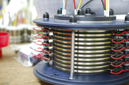 standard slip ring circuits