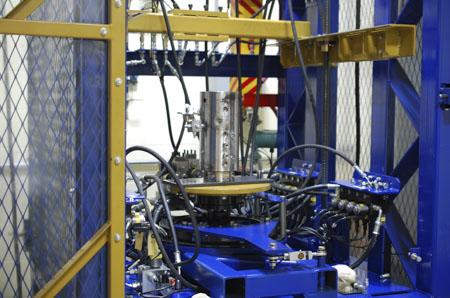 rotary union testing