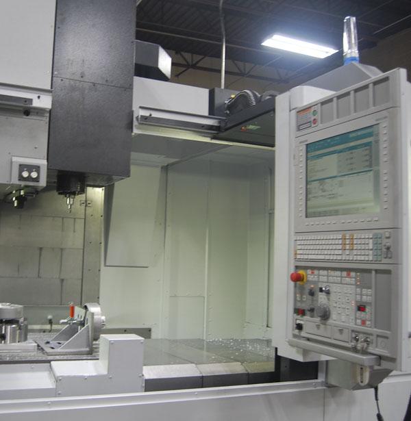 machining rotary unions