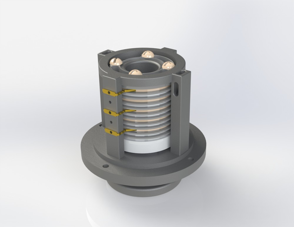 Compact Slip Ring