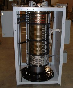Industrial sealed slip ring