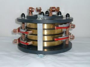 Private Turbine Slip Ring