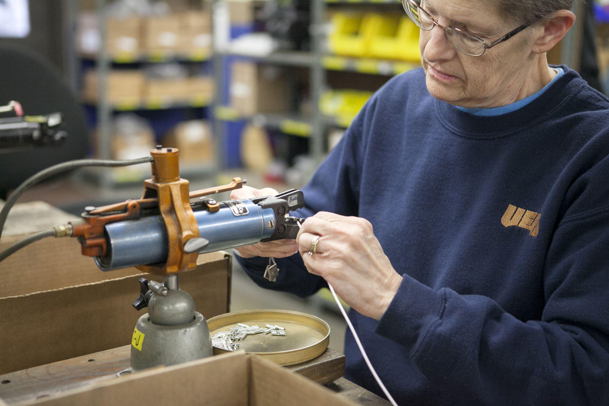United Equipment Accessories Employee
