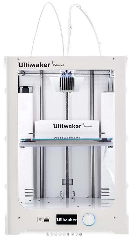 3D Printer Used at UEA