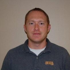 UEA Slip Ring  Engineer Jesse Shearer