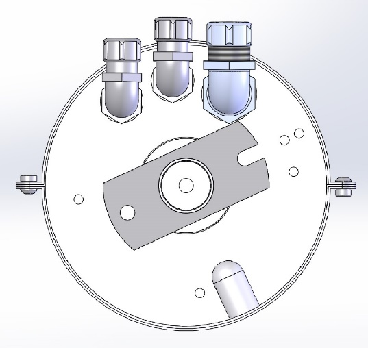 UEA Custom Slip Ring for Crane