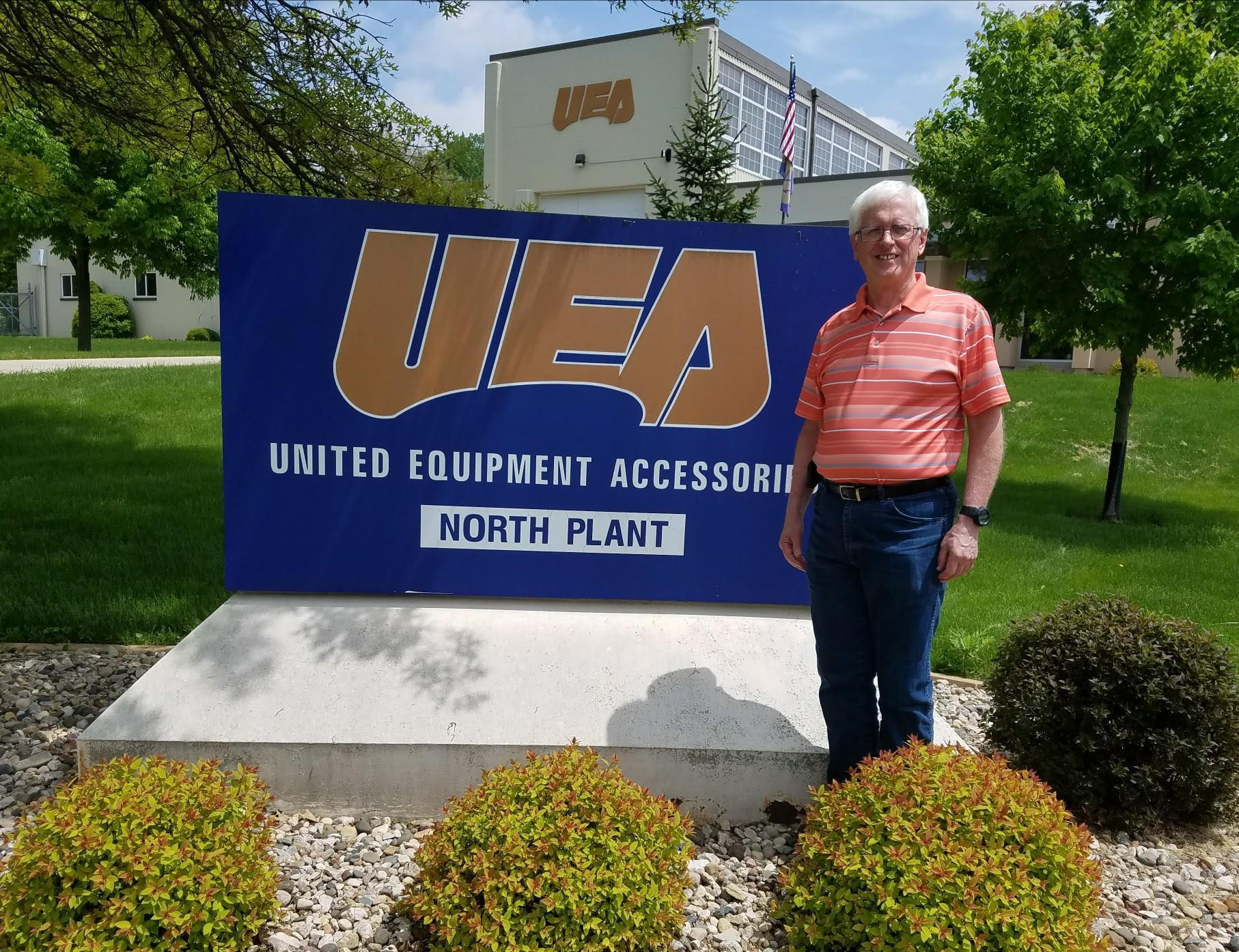 UEA Employee Tom V.