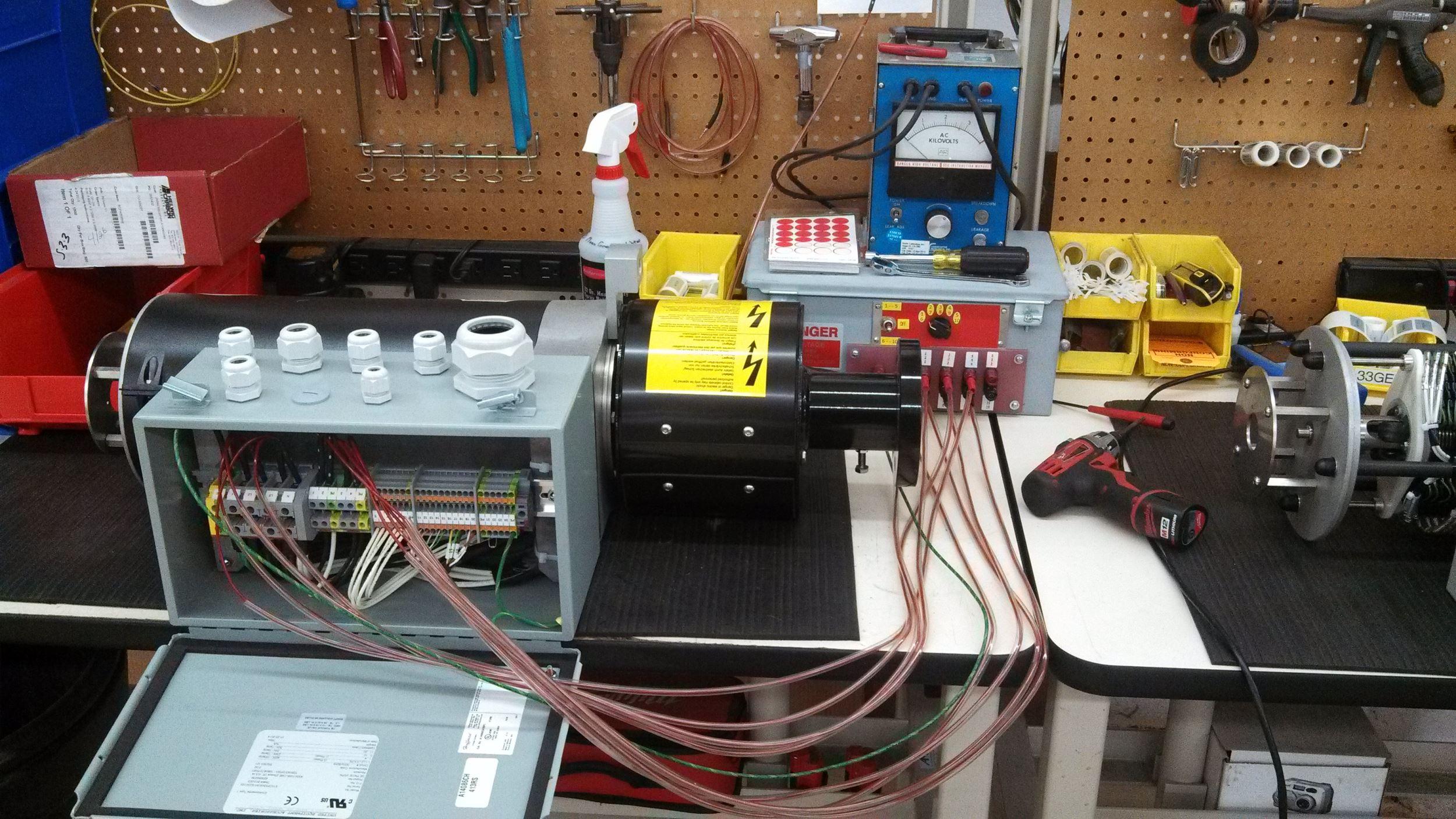 UEA Product Validation Lab Testing