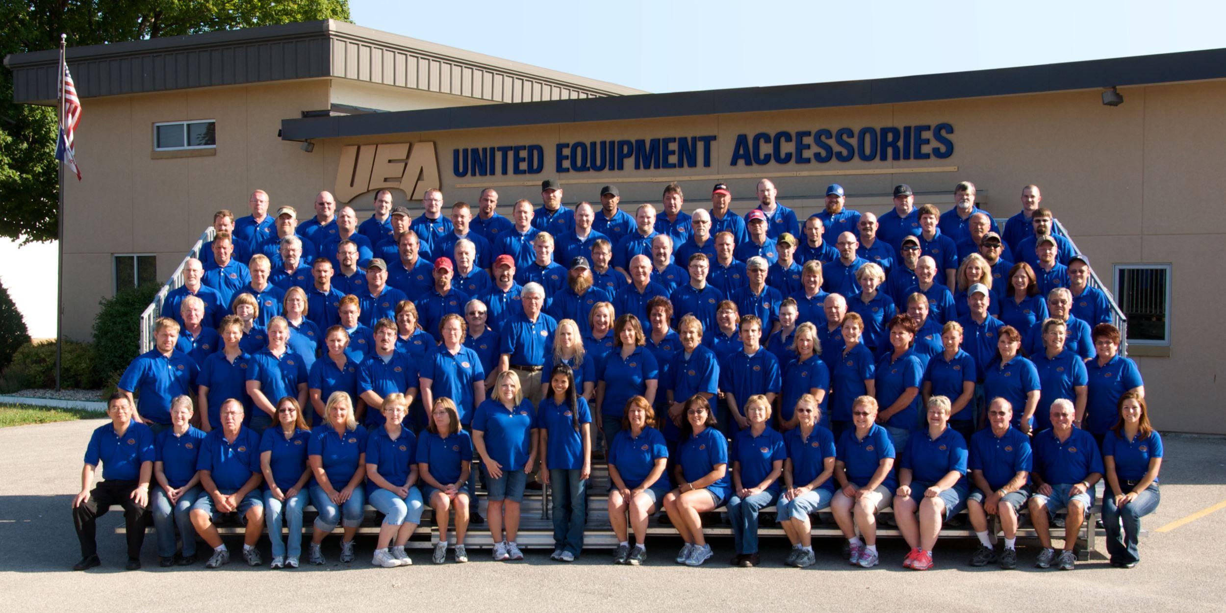 UEA Employees
