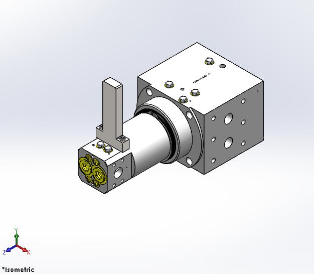 rotary union design