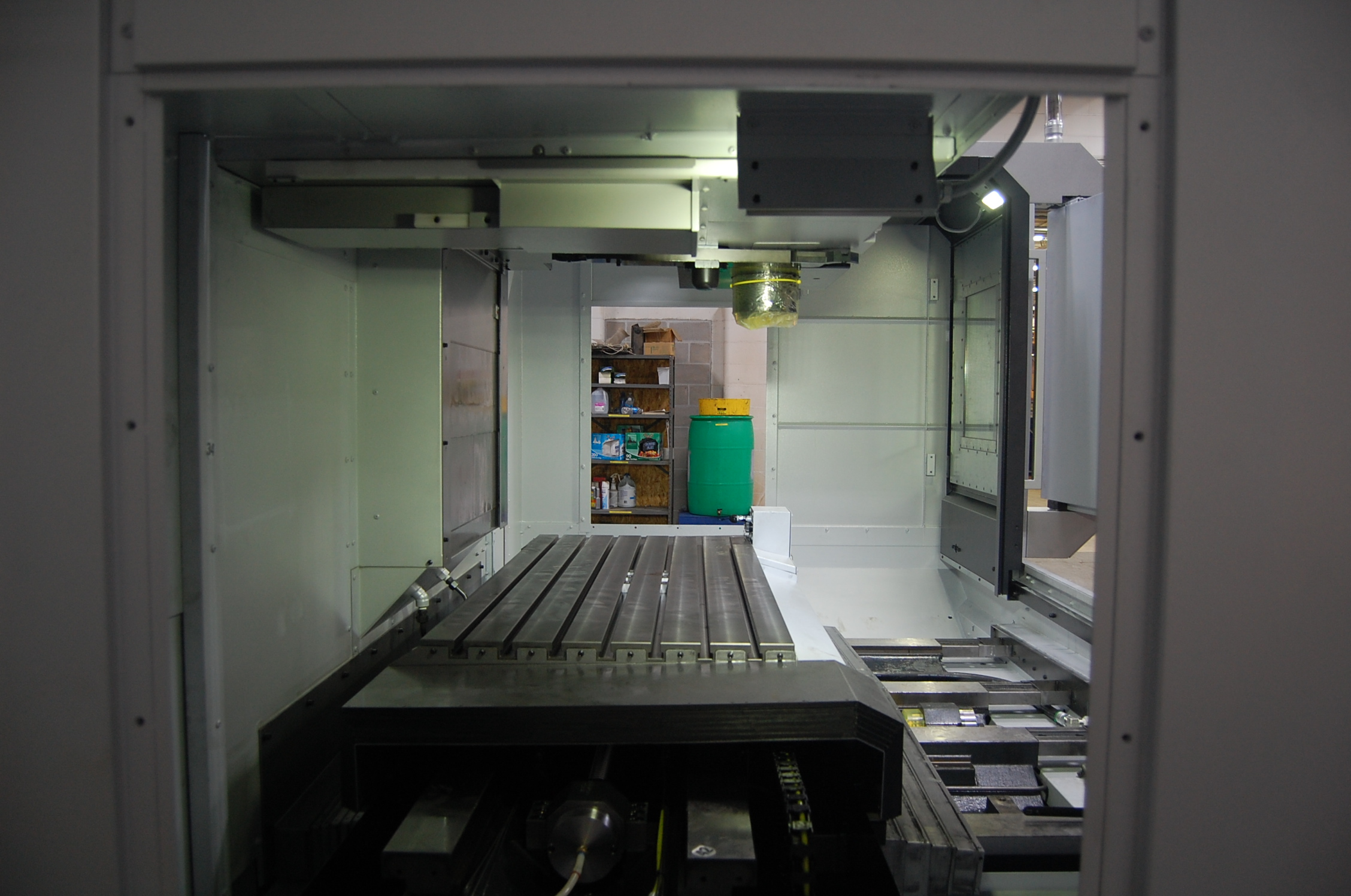 UEA new mill inside
