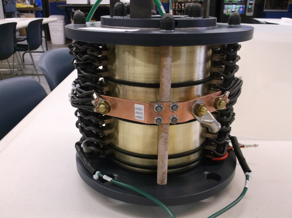 UEA Custom Mining Slip Ring
