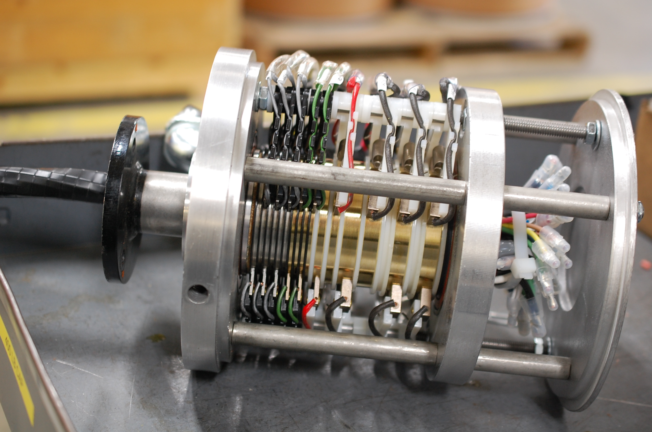 Amusement Ride Slip Ring
