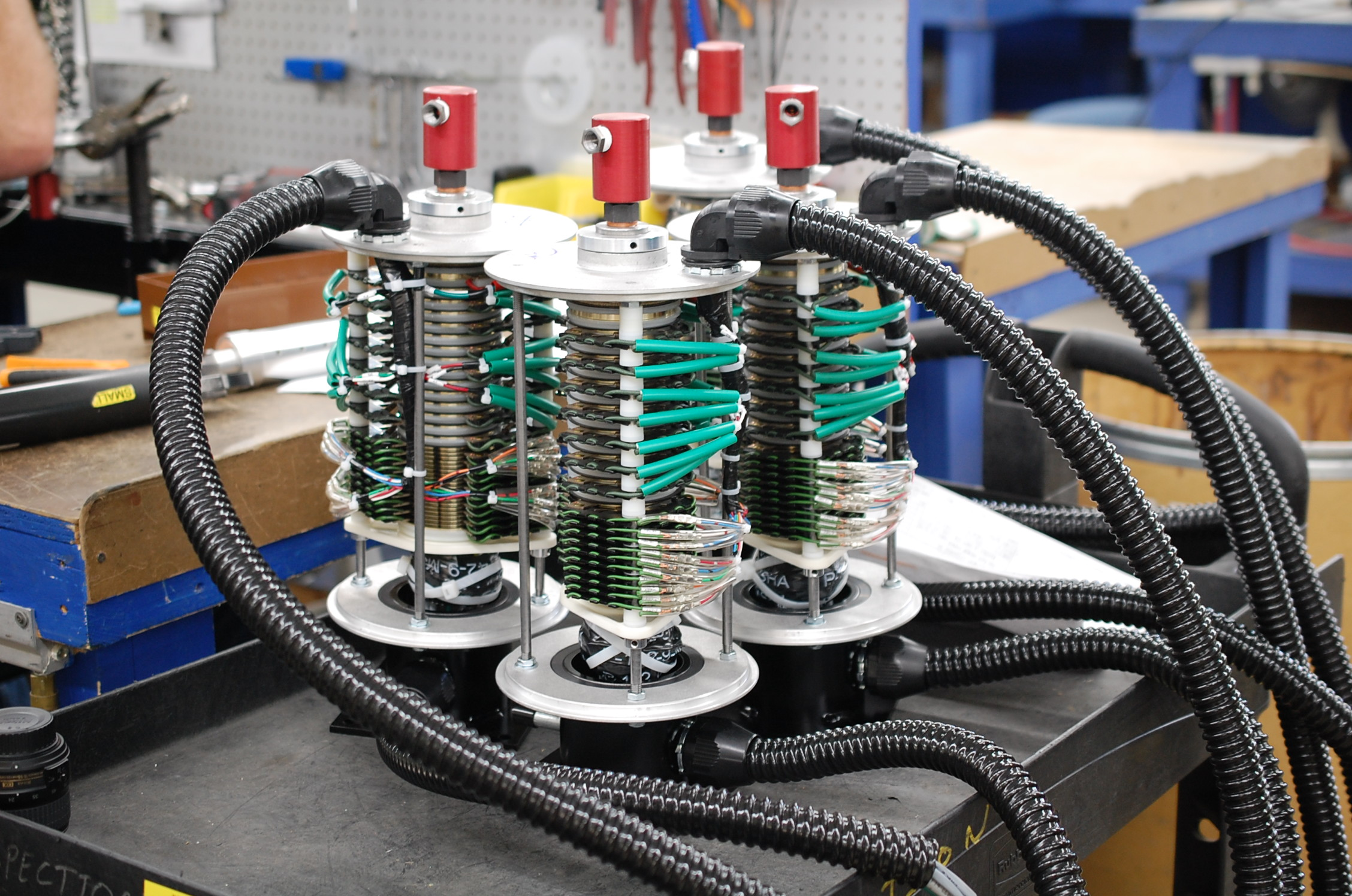 Pallet Wrapping Slip Ring