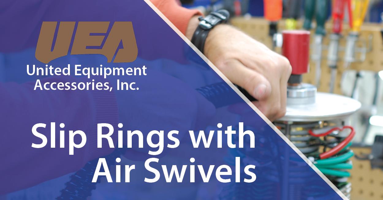 slip rings with air swivels