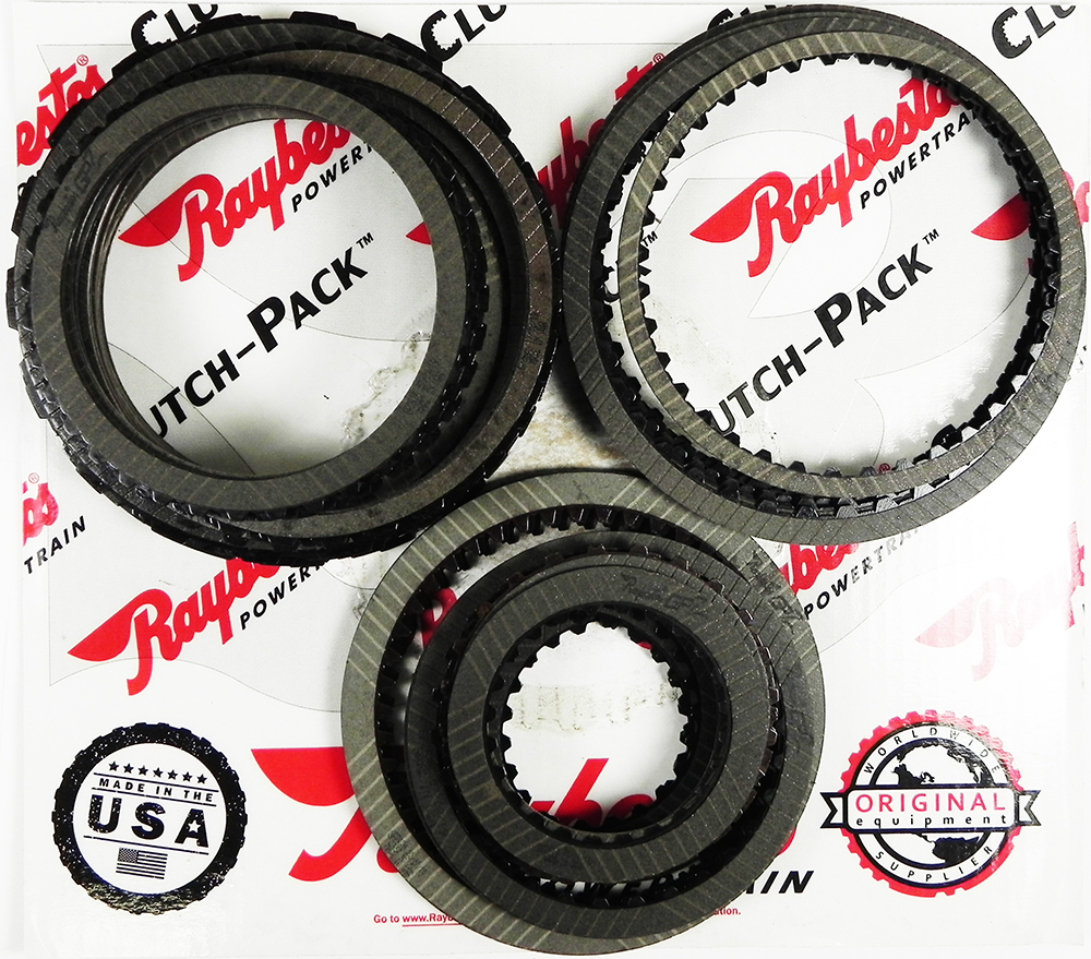 RGPZ-025 | 2005-ON GPZ Friction Clutch Pack Module