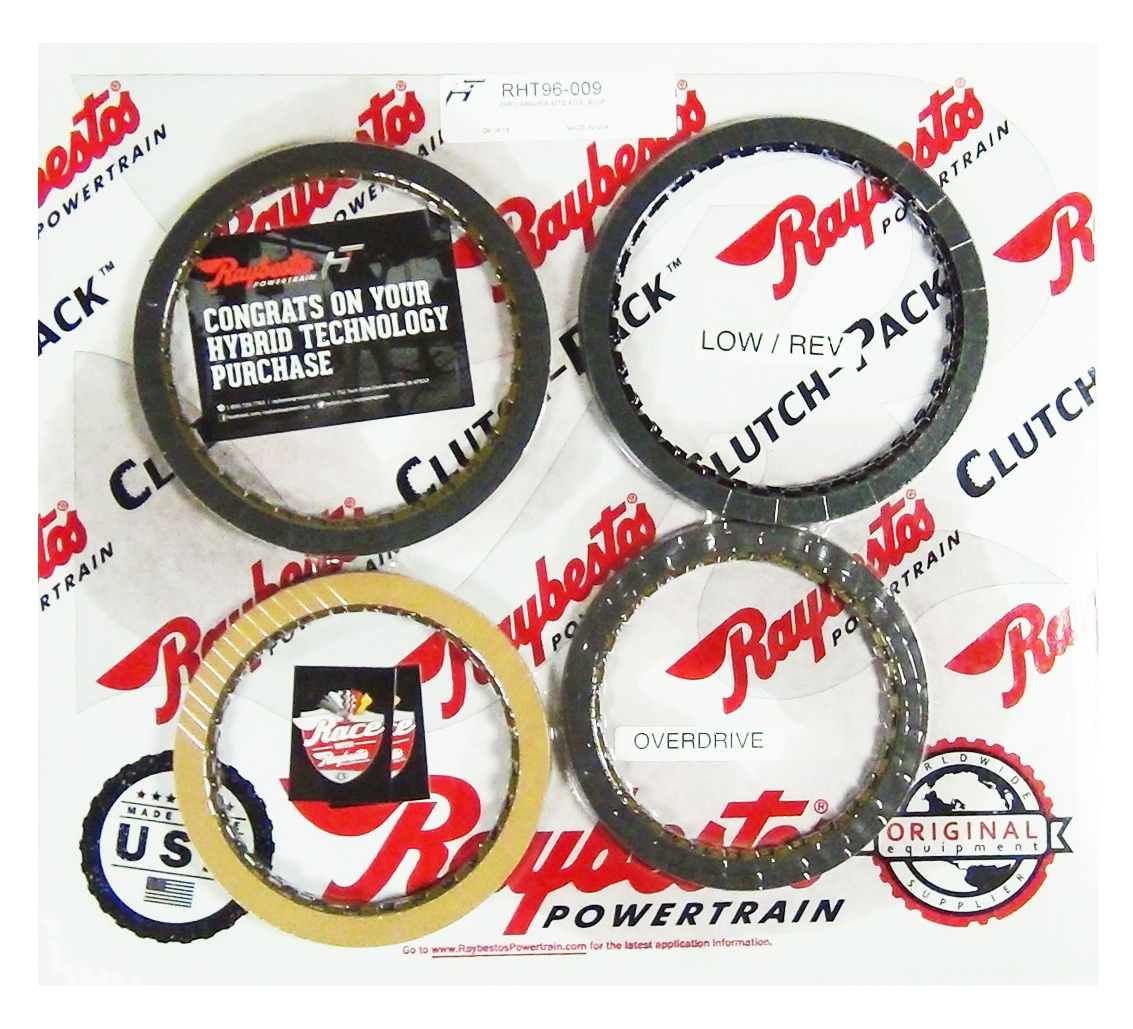 42RLE HT Friction Clutch Pack