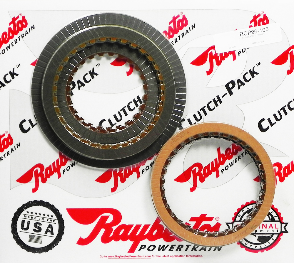 45RFE, 545RFE Friction Clutch Pack