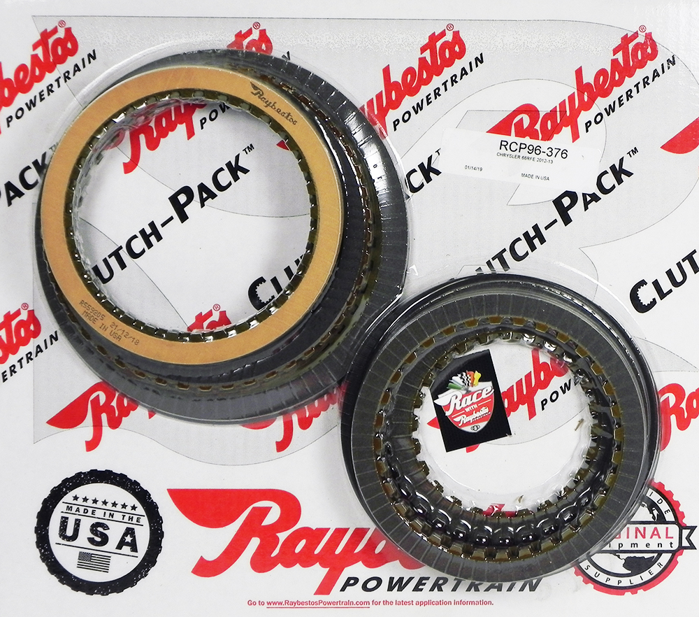 66RFE Friction Clutch Pack