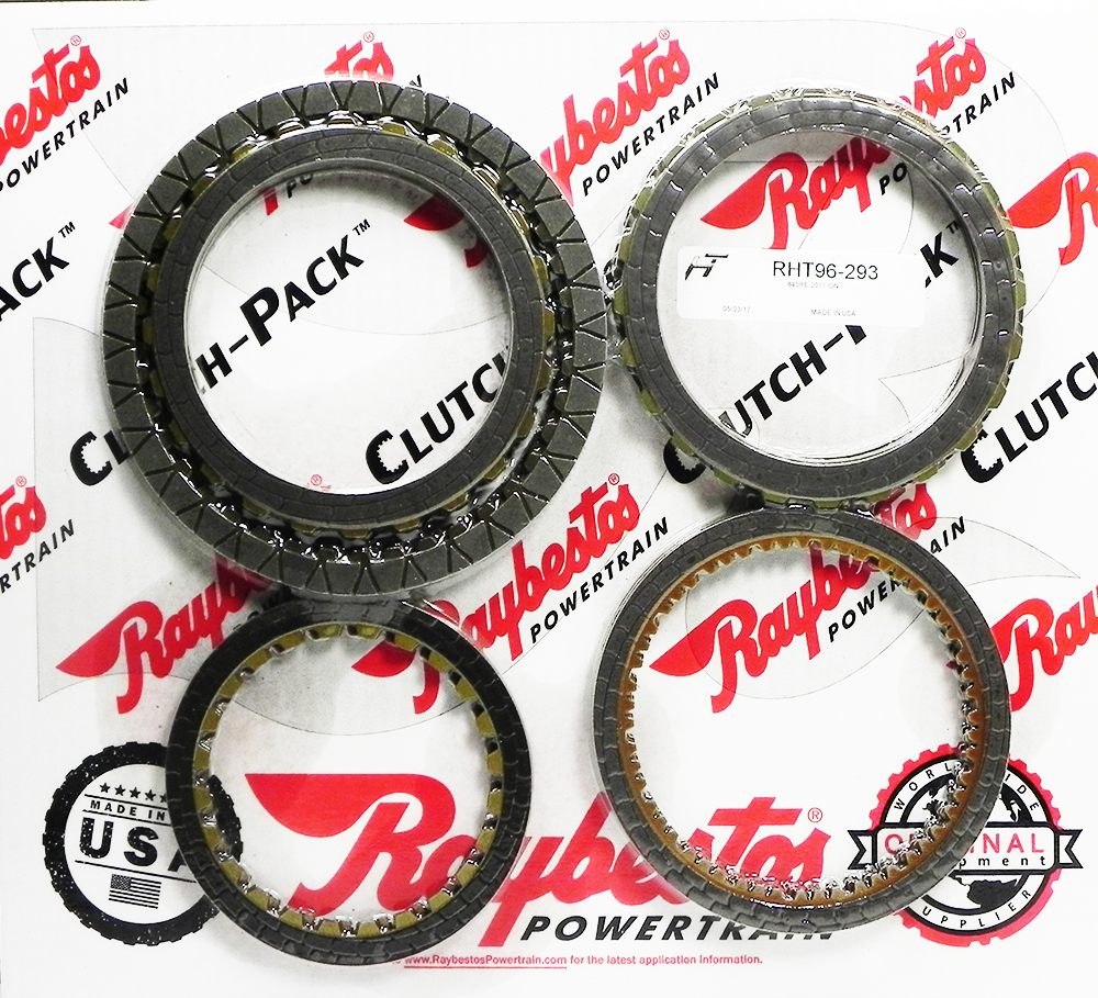 845RE HT Friction Clutch Pack