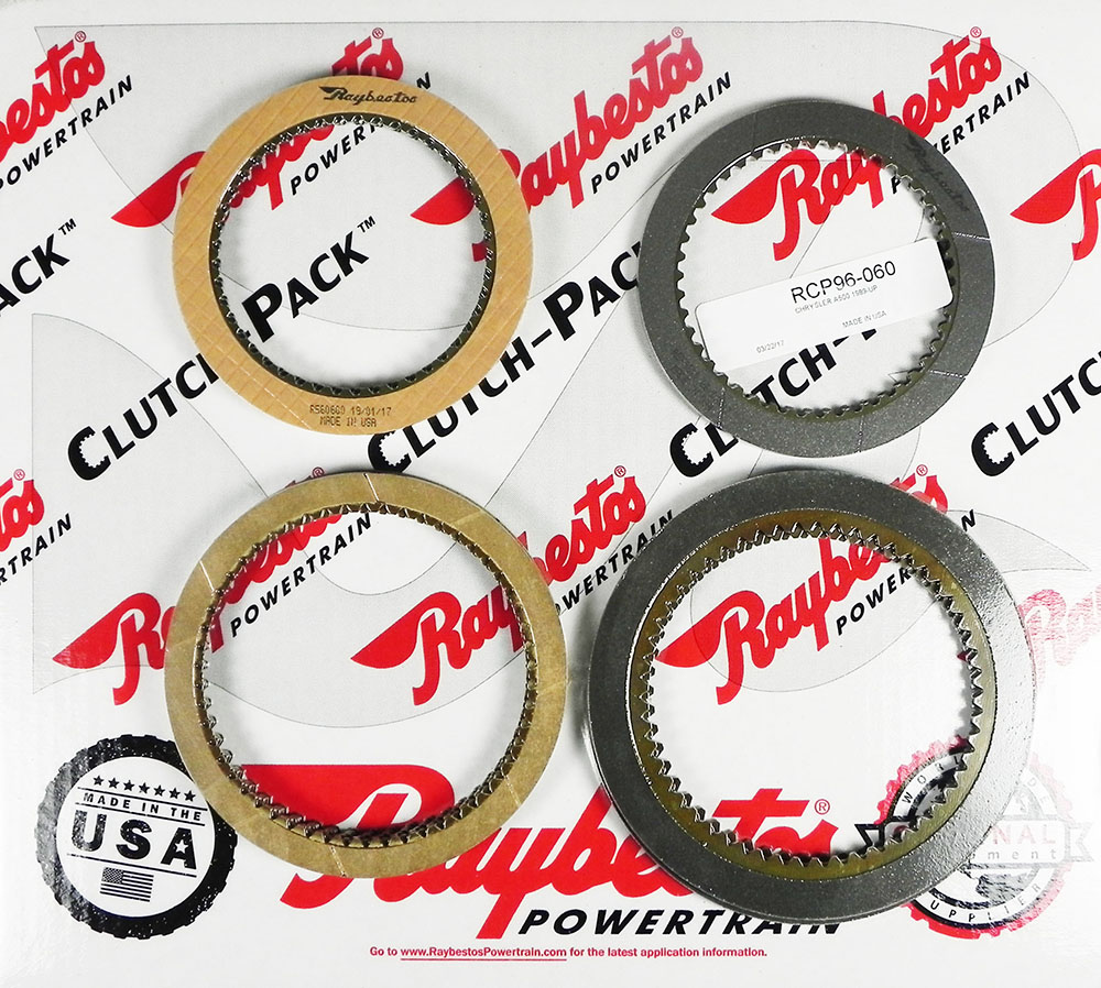 A500 Friction Clutch Pack
