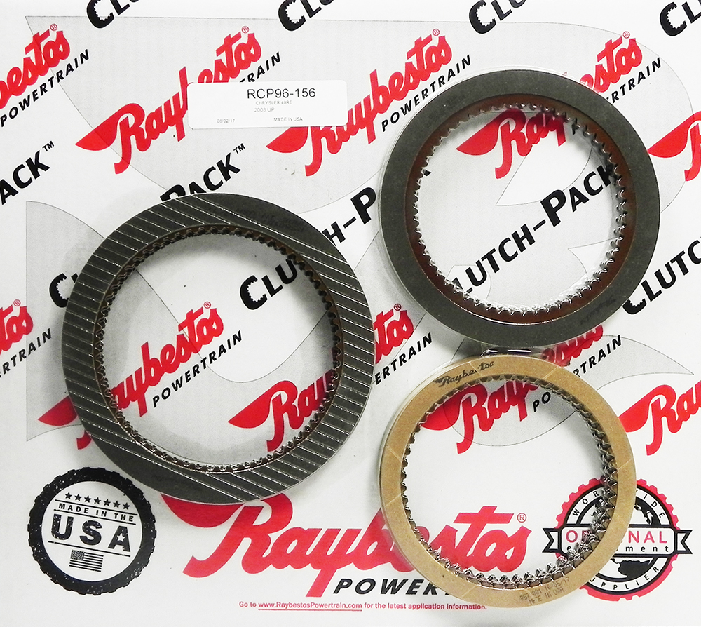 48RE, A618 Friction Clutch Pack